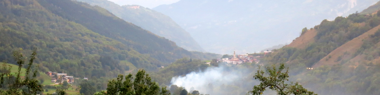 Qualité de l'air en Tarentaise